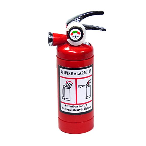 B2-Fire-Extinguisher-Refillable-Butane-Lighter-3-Inch-Unboxed