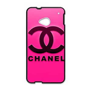 ORIGINE Famous brand logo Chanel design fashion cell phone case for HTC One M7 by icecream design
