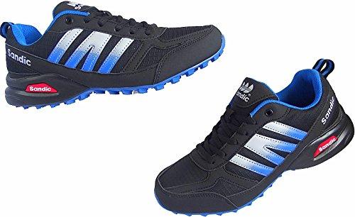 Herren Sportschuhe Sneaker Turnschuhe Schuhe Übergröße gr.47 - 49 Nr.A32