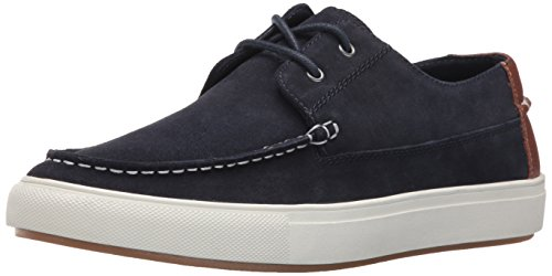 Kenneth Cole REACTION Men Flying Color-s Fashion Sneaker Navy