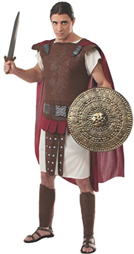 Rubie's Men's Roman Soldier Adult Costume, Multi, Standard -