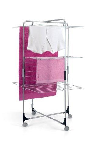 Metaltex USA Inc. Orleans Laundry Dryer,3-Tier [並行輸入品] B07G8YT1YK