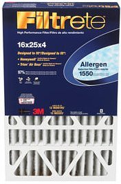 16x25x4 (15.94x24.63x4.31) Aftermarket Honeywell Replacement Filter