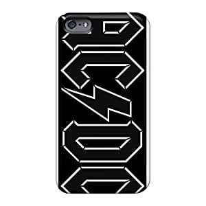 Iphone 6plus XCj1215kXgt Customized Beautiful Ac Dc Band Pictures Anti-Scratch Cell-phone Hard Covers -ErleneRobinson