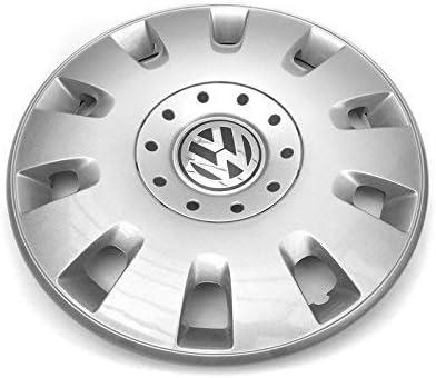 Original Volkswagen Replacement Wheel Trims For Transporter T5 Original Wheel Trims In Silver Auto