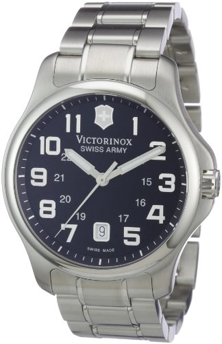 Victorinox Swiss Army Men's 241358 Officers Gent Watch