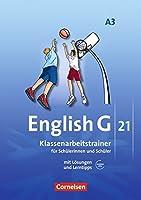 English G 21 - Ausgabe A / Band 3: 7. Schuljahr - Klassenarbeitstrainer mit Lösungen und Audio-Materialien Online