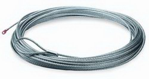 Warn 38423 125' x 3/8'' Wire Rope for M12000 Winch by Warn