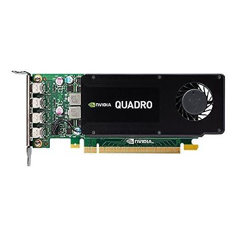 HP Adaptador Torre/SFF NVIDIA Quadro K1200 de 4 GB - Tarjeta ...