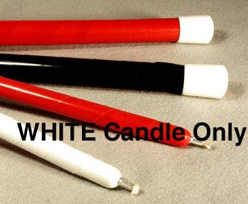 White Appearing Candle From Royal Magic