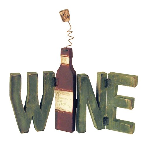 Ohio Wholesale Hinged W-I-N-E Letters, from our Wine Collection