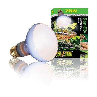 (Exo Terra Sun-Glo Basking Spot Lamp [Set of 2] Watt: 150 W)