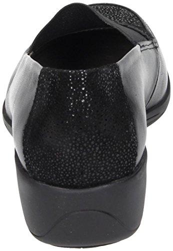 Comfortabel 941951, Mocasines para Mujer negro