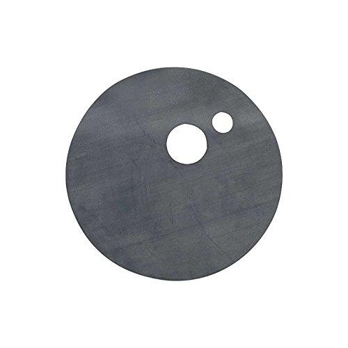 - MACs Auto Parts 48-30115 -60 Pickup Steering Column Floor Seal, Column Or Floor Shift