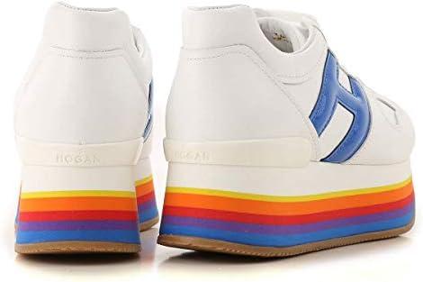 2 Sneakers Sneaker Shoes Baskets pour Femme * - Blanc - Blanc, 40 EU