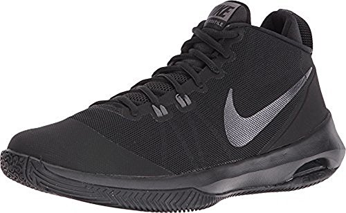 Nike Men's Air Versitile NBK Basketball Shoe Black/Metallic Dark Grey/Dark Grey UzmwTdaq