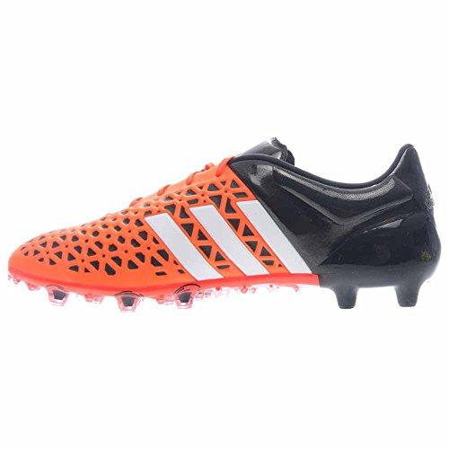 Adidas Ace 15.1 Fg / Ag Fodbold Klamper (sorang / Ftwwht / CSort, 8,5 A)