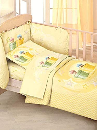 Edredón + Paragolpes para cuna con espinas Anne Geddes Wool Baby: Amazon.es: Bebé
