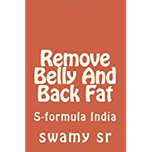 Remove Belly And  Back Fat: S-formula India