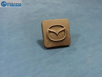 Mazda CX-9, CX-5, CX-7, Tirbute & MPV New OEM towing hitch receiver cover