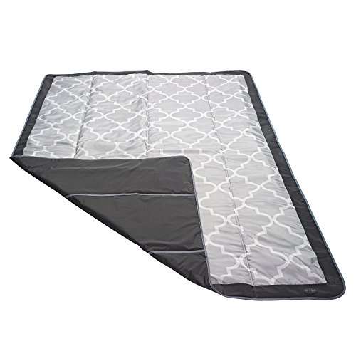 JJ Cole Outdoor Blanket, Stone Arbor, 7 x 5