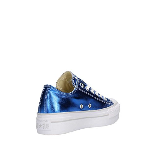 Blu Ctas Star 40 Converse Eletttrico All 556789c Ox Sneakers Platform ZfwYOxw