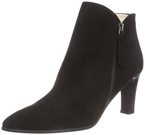 Paco Gil P2950 - botas de cuero mujer negro - negro