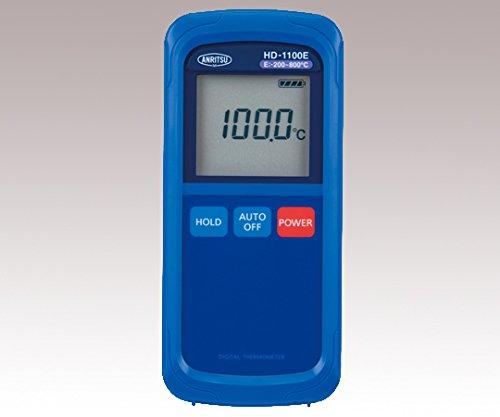 安立計器2-1082-01ハンディタイプ温度計ベーシックEタイプ(-200~+800℃) B07BD2WZDR
