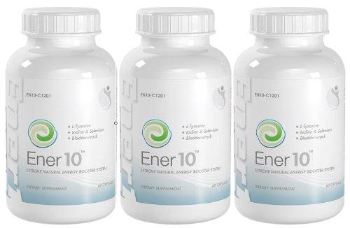 Ener10 non-stimulants d'énergie