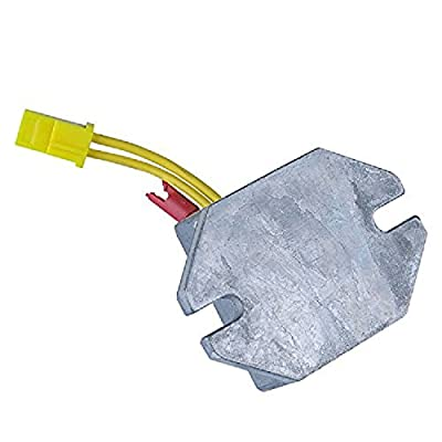 T&Y Electrical Voltage Regulator 394890 393374 691185 797375 845907 for BRIGGS & STRATTON 192400 196400 226400: Garden & Outdoor