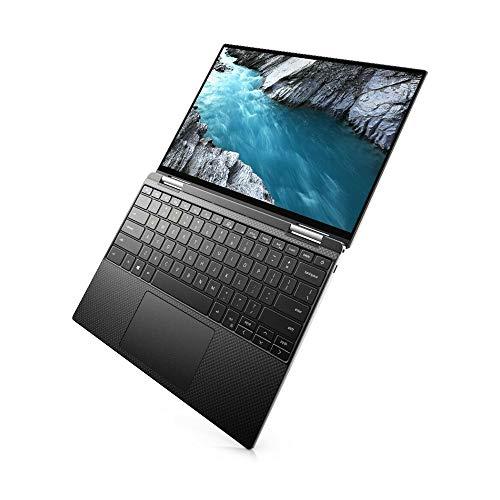 2020 Newest Dell XPS 13 7390 13.3 Inch 4K 2160P Touchscreen 2-in-1 Laptop, Intel 6-Core i7-10710U up to 4.7GHz, 8GB RAM, 512GB SSD, Windows 10 + NexiGo Wireless Mouse Bundle