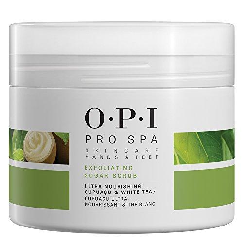 OPI ProSpa Exfoliating Sugar Scrub, 8.8 Fl Oz