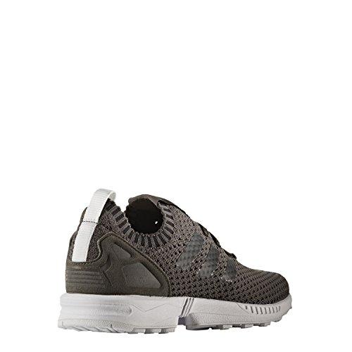 adidas Damen ZX Flux Sneaker  38 2/3 EUBlau / Wei?
