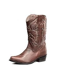 SheSole Women's Western Cowgirl Cowboy Boots