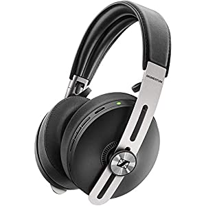 Sennheiser Momentum 3 Wireless Noise Cancelling Headphones with Alexa, Auto On/Off, Smart Pause Functionality and Smart…