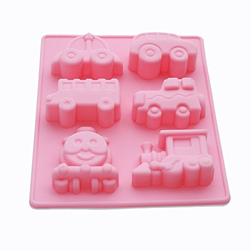 X Haibei Train Silicone Crayon Chocolate product image