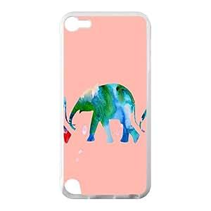 Elephant Art Animal Case for Ipod 5