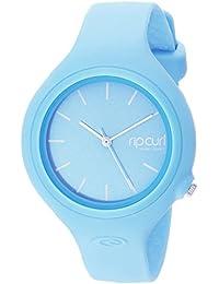 Rip Curl Women's Quartz Plastic and Polyurethane Sport Watch, Color Blue (Model: A2696GBAB1SZ)