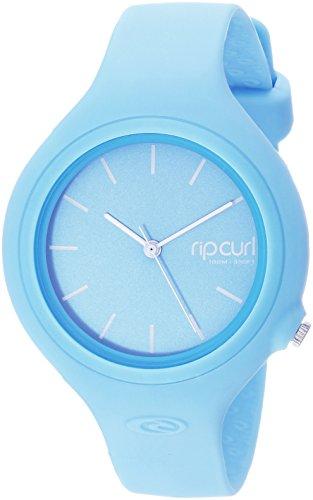 Price comparison product image Rip Curl Women's Quartz Plastic and Polyurethane Sport Watch, Color:Blue (Model: A2696GBAB1SZ)