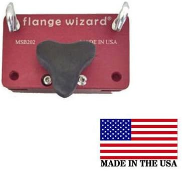 Flange Wizard MSG230 Magnetic Off//On Cutting Torch Guide