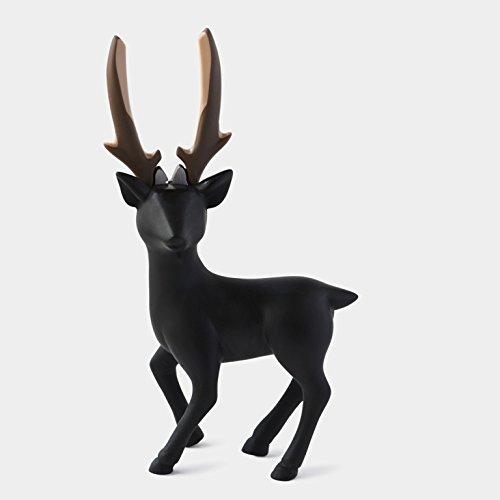 【iThinking/アイシンキング】Dear Deer Pliers(ディアプライヤ)ラジオペンチ (マットブラック) B075ZX8JHCマットブラック