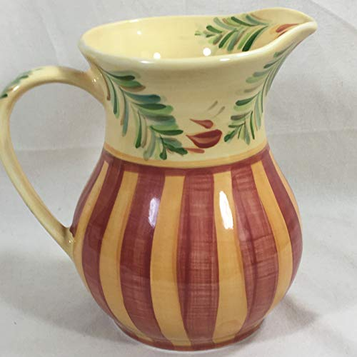 Gail Pittman Siena 48 Oz Pitcher Southern Living at for sale  Delivered anywhere in USA
