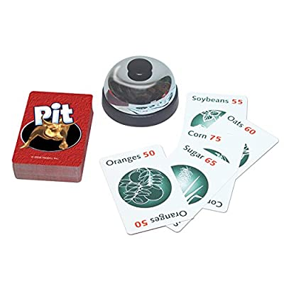 Winning Moves Games The Pit Game - Deluxe: Game: Toys & Games