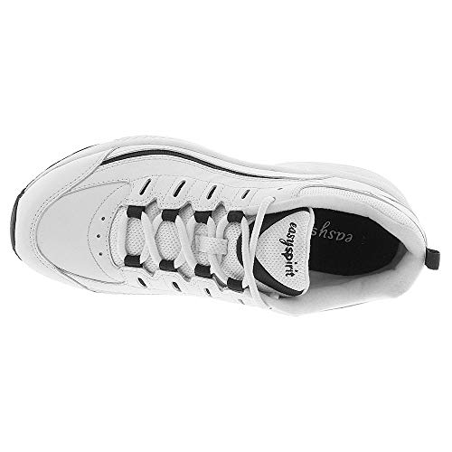 Easy Black Women's Romy Spirit Sneaker White SrSXAB