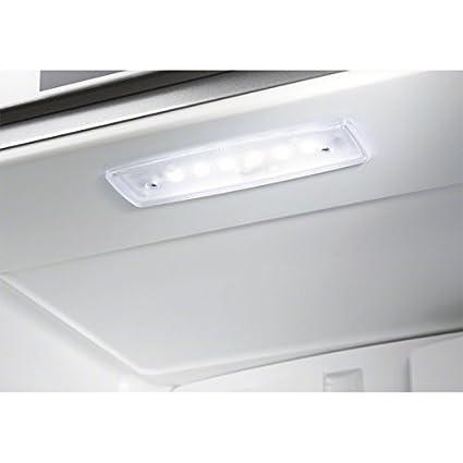 Electrolux ERF3869SOX Independiente 324L A+ Plata - Frigorífico (324 L, SN-T, 40 dB, A+, Plata): Amazon.es: Hogar