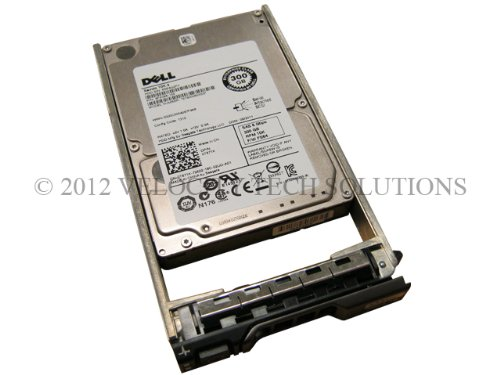 (Dell T871K 300GB 16MB 6.0Gbps 10K 2.5