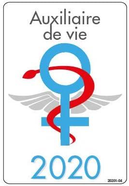 Hurry Jump Caduc/ée Signe Femme Assistante de Vie 2020