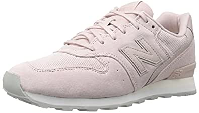 New Balance Women's 696v1 Classic Sneaker, Faded Rose/Pink Sandstone, 6.5 B US