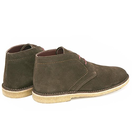 Desert Boots Crowley, forest green DELICIOUS JUNCTION Herren Schuhe Forest Gre