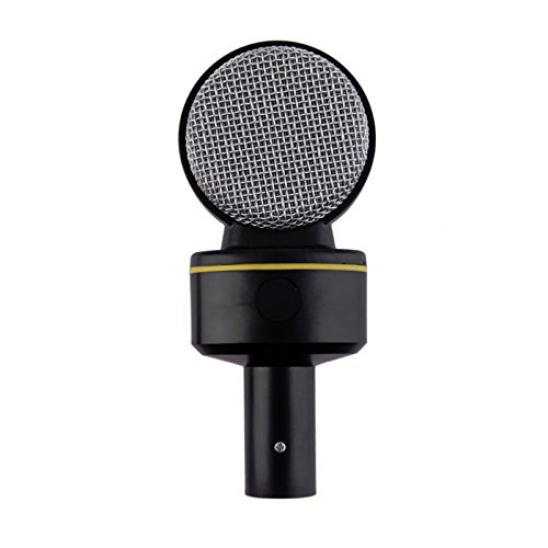 Jeystar SF-930 Professional Condenser Sound Microphone With Stand for PC Laptop Skype Recording by Jeystar (Image #2)